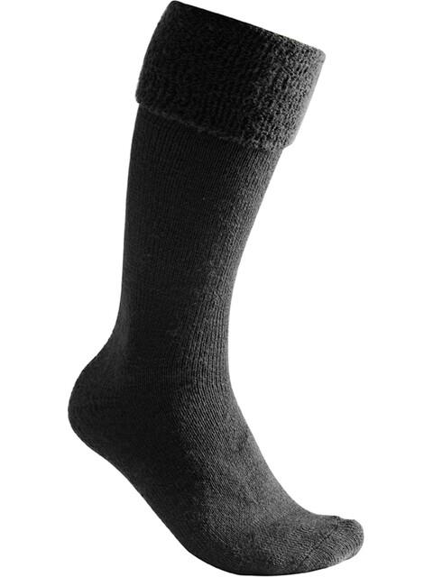 Woolpower 600 Knee-High Socks black